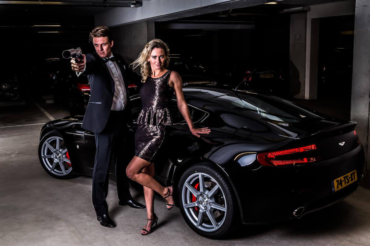 Photoshoot,007,astin martin, ebbesfotografie, Portret fotografie, Bedrijfsfotograaf, Bedrijfsfotografie, Fotograaf, Fotostudio, Fotostudio Zaandam, PortretStudio