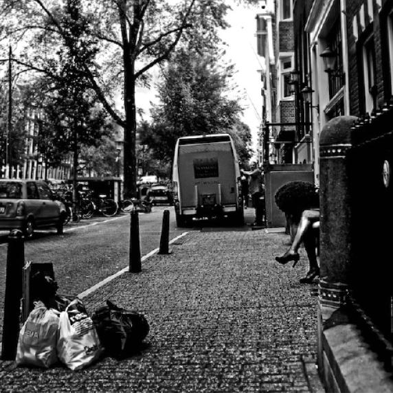 Amsterdam,High-Heels,Prinsengracht