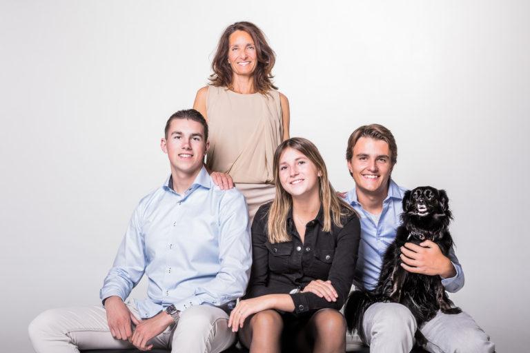 Gezinsfoto, familiefoto, familieportret, gezinsportret, zaandam
