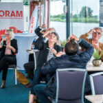 Bedrijfsevent fotograaf haven amsterdam